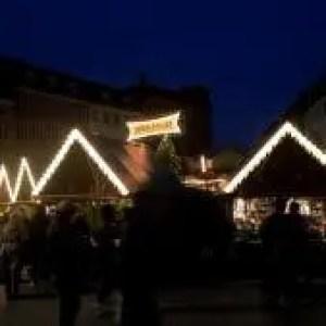 H.C. Andersen julemarked på Kultorvet