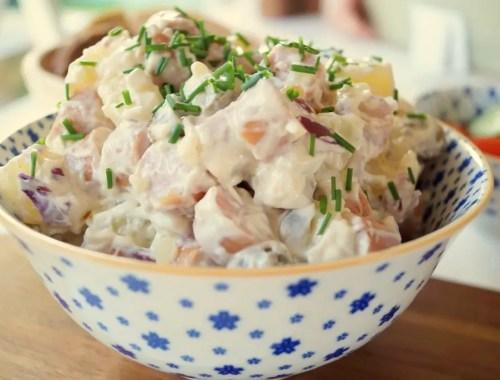 Wienersalat