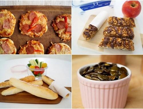 8 gode opskrifter til madpakken