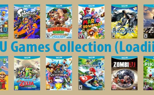 Wiiu Games Collection Loadiine Google Drive Download