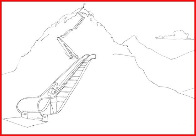 escalator-illustration