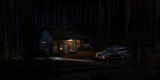 Recom Fearhouse - Cabin CGI 4