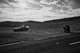 Mercedes with Tomek Olzowski - Rocks - behind the scenes