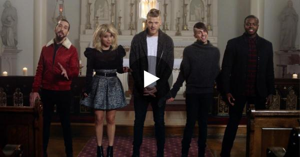 Pentatonix Just Released Their Rendition Of Joy To The World