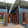3 X 20ft Shipping Containers Turn Into Amazing Compact