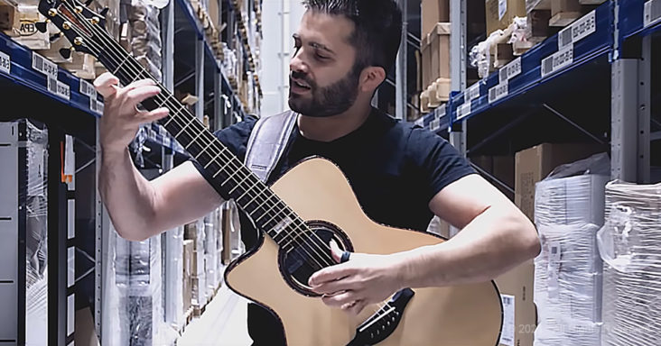 Click here to get the tab. Guitarist Performs Stunning Sweet Home Alabama Cover