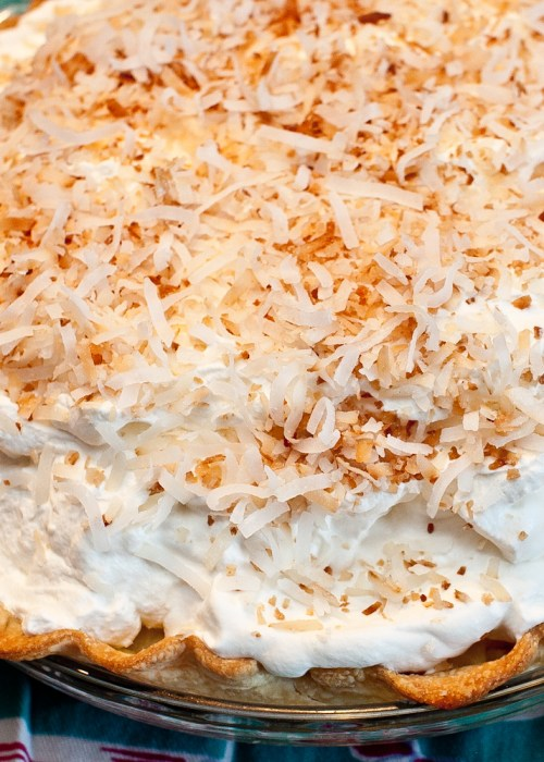 National Pie Day! An Ode to Coconut Cream