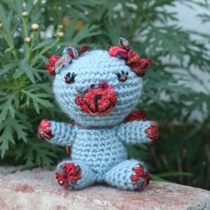 PIN the Tail on the Amigurumi Donkey (Crochet Advice #2)