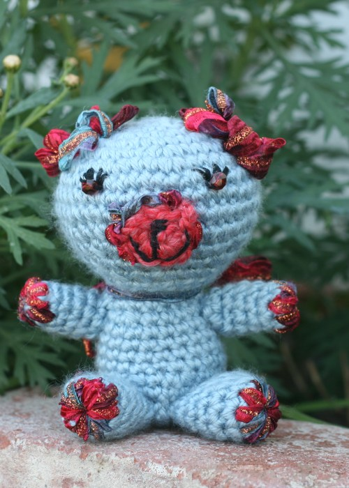 PIN the Tail on the Amigurumi Donkey (Crochet Advice #2)