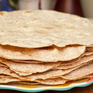 Mad Gringa Whole Wheat Flour Tortillas