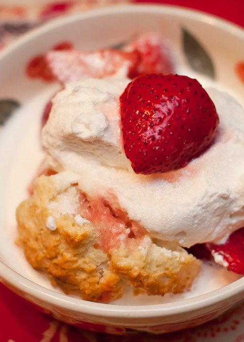 Strawberry Shortcake 101 (wow, this is post #100, who knew you Folks would keep reading?)
