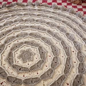 Penelope's Tapestry- Crochet Throw Blanket