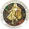 DISTINTIVO ARMOR OF GOD