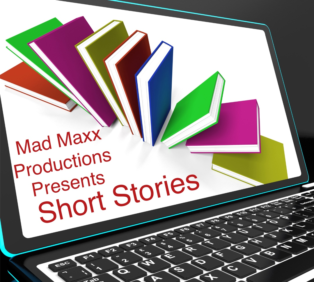 Image of Mad Maxx Productions Story Time Logo