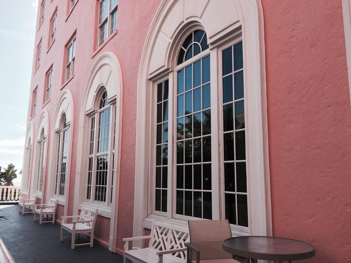 The Don Cesar: Florida's Pink Palace