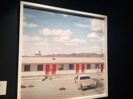 Photo of a motel