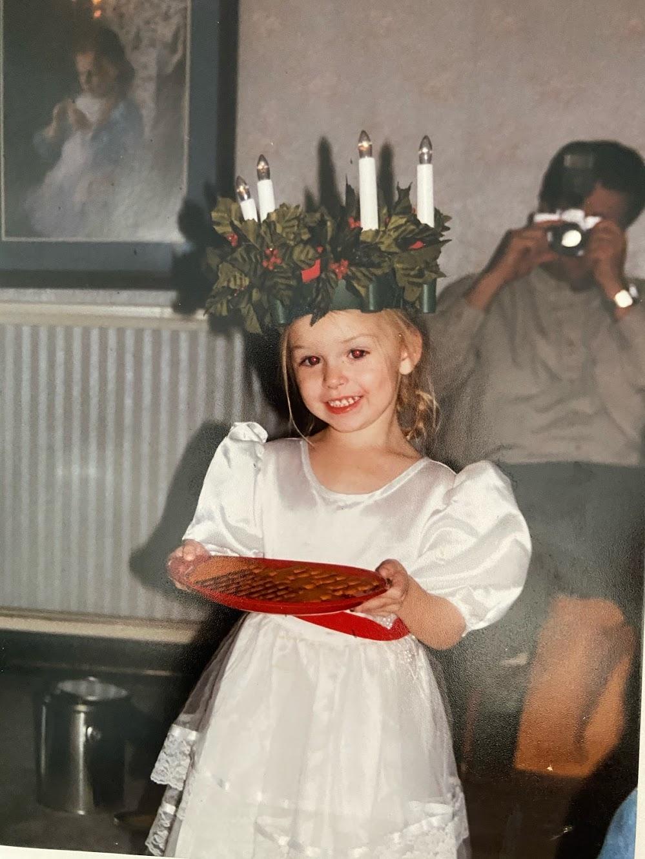 Celebrating Santa Lucia Day