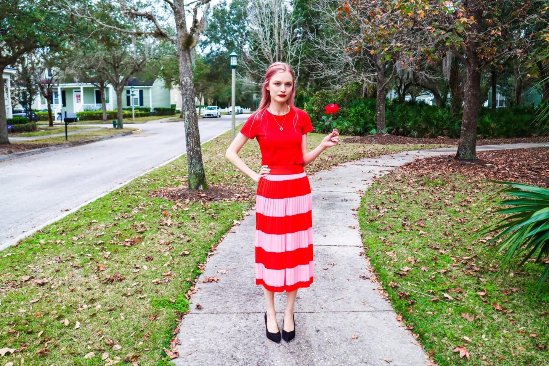 1 Shirt 3 Ways: Valentine's Edition