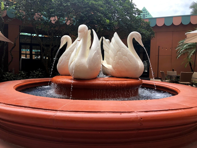 Disney Staycation Part 2: Swan & Dolphin Resorts