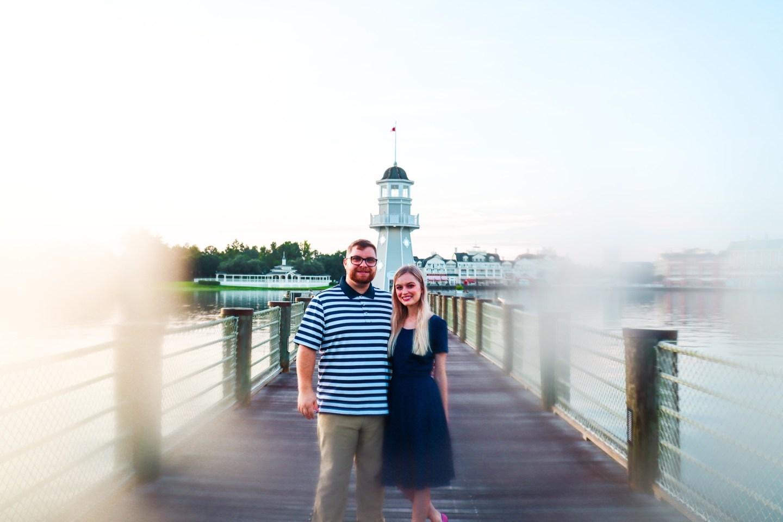 Summer Staycation: Disney's Yacht Club Resort