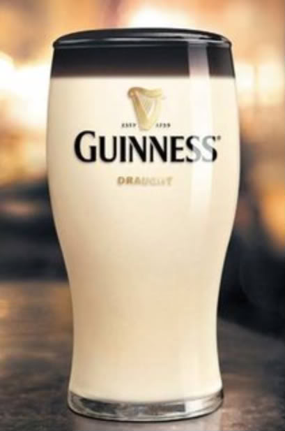 For one day only: Guinness White   MadMikesAmerica