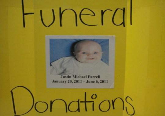 dead baby funeral scam