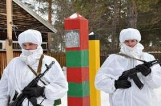 russian military in arctic to protect gas and oil