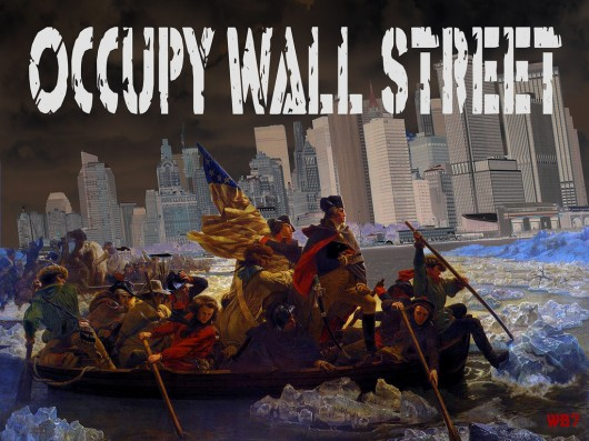 Occupy poster American Revolution
