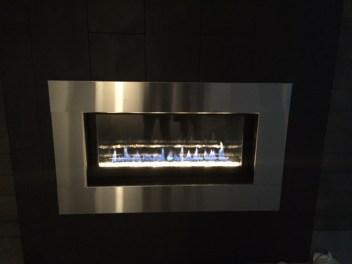 fireplace - selective frugality