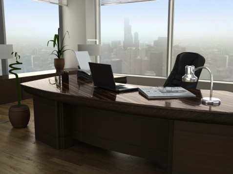 LEGIT REASONS YOU SHOULDN'T WANT THE CORNER OFFICE