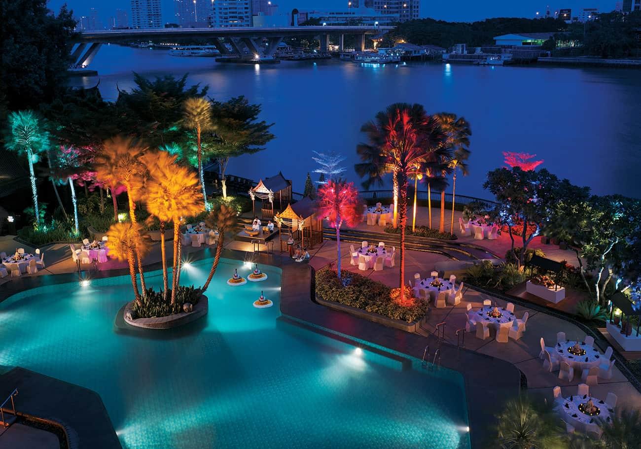 5 Star Hotels Bangkok Thailand