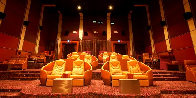Cinema Bangkok  The best movie theaters BANGKOK 2016