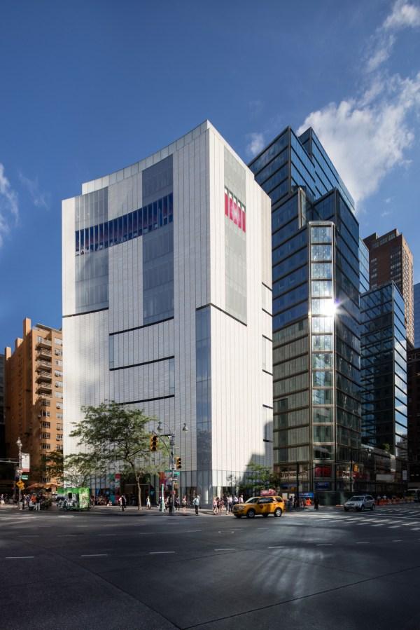 Museum of Art and Design Columbus Circle
