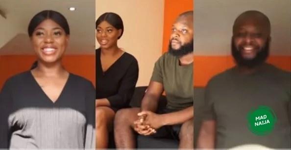 Manka Ndah followed her boyfriend to Africa after he was deported
