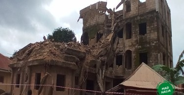 Abakaliki building collapse