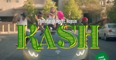 The Future Kingz ft. Hopsin – KASH