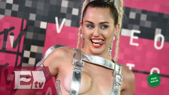 Miley Cyrus Ft. Cardi B – Naked