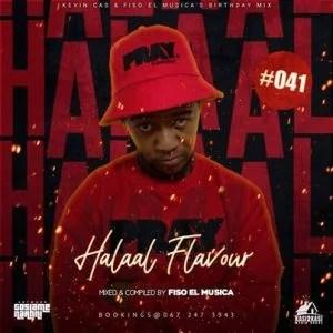 Fiso El Musica – Halaal Flavour 41 Mix