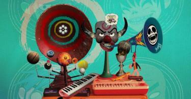 Gorillaz ft. Elton John & 6LACK – The Pink Phantom