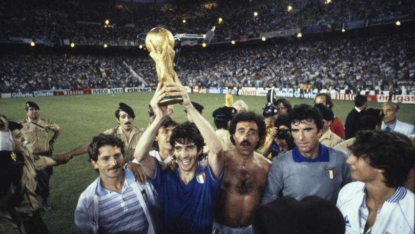 1982 FIFA World Cup™ - News - Rossi: The first Brazil goal changed my life  - FIFA.com