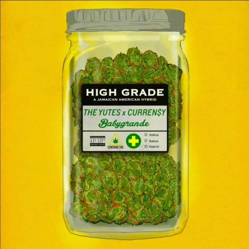 The Yutes & Curren$y – High Grade