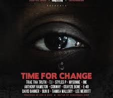 Trae Tha Truth – Time For A Change feat. TI & More
