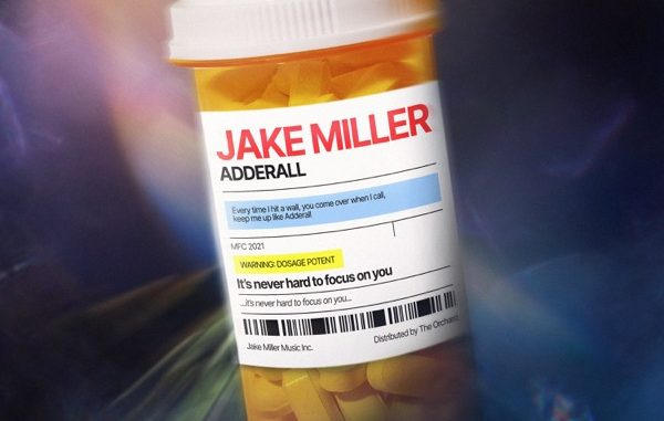 Jake Miller – ADDERALL