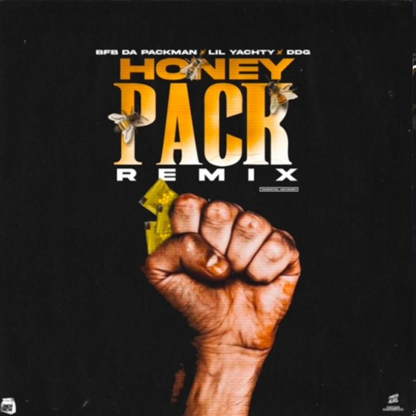 Bfb Da Packman – Honey Pack (Remix) Ft. Lil Yachty & DDG