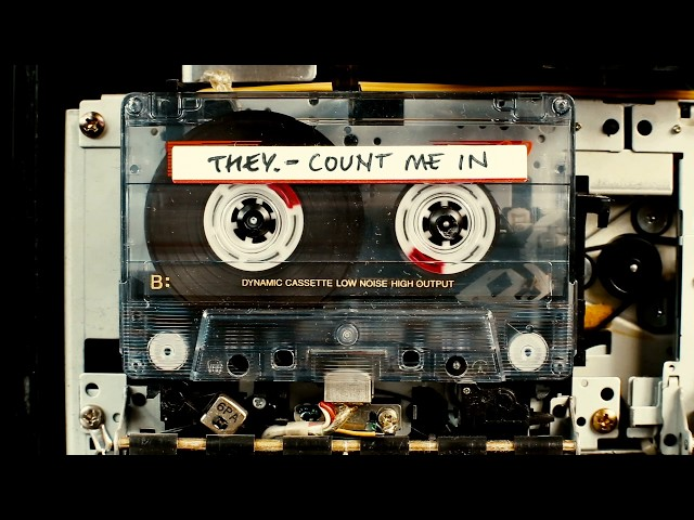THEY. – Count Me In Ft. Kiana Ledé