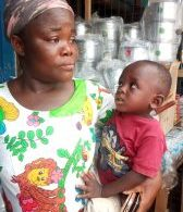 Woman Grabbed For Allegedly Stealing 2-Year-Old Boy 2