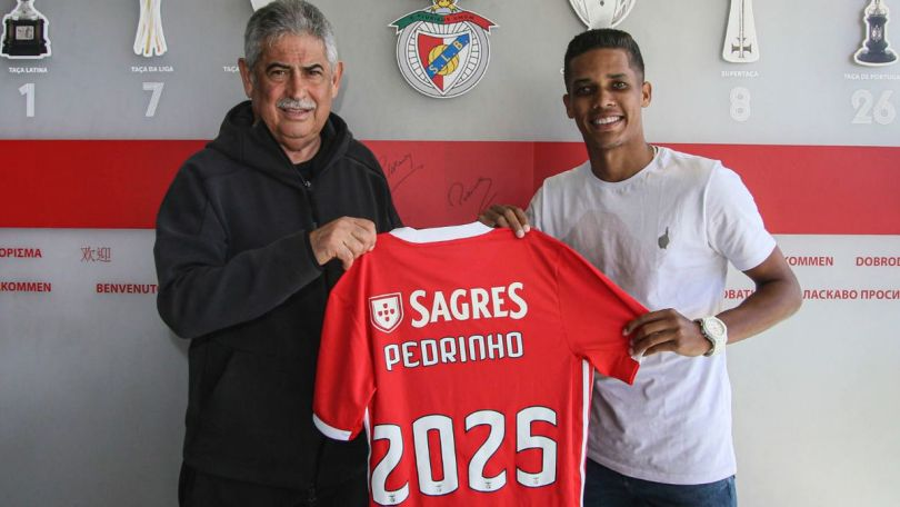 Benfica signs Pedrinho, the brazilian pearl followed by Barça and Real  Madrid