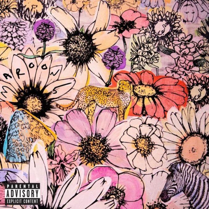 ALBUM: Maroon 5 – JORDI
