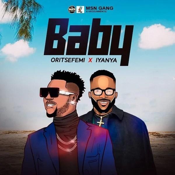 Oritse Femi ft Iyanya – Baby