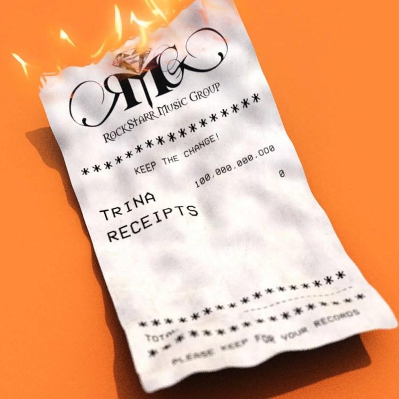 Trina – Receipts